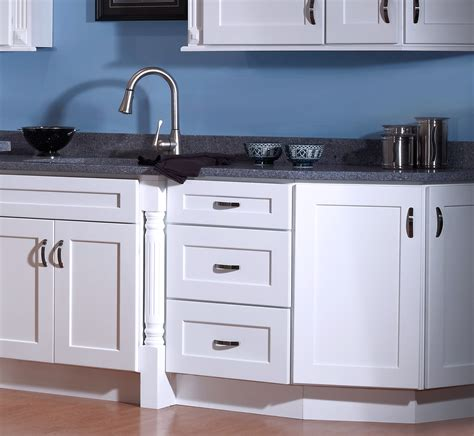 White Shaker Kitchen Cabinet Doors by White Shaker Cabinet Bukit