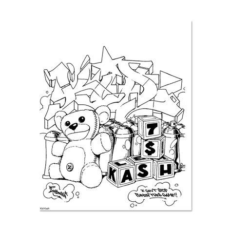 graffiti coloring book graffiti coloring book 3 highlights