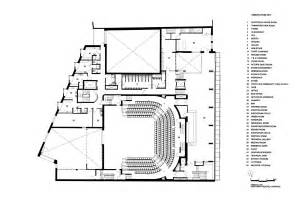 floor plan theater everyman theatre haworth tompkins archdaily