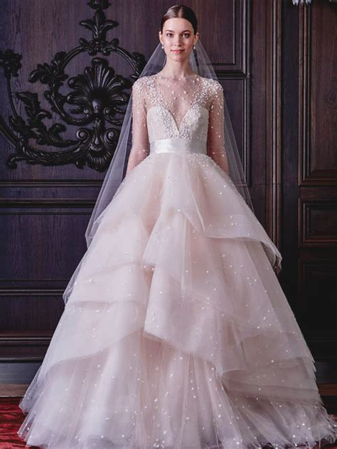 14 Most Beautiful Designer Wedding Gowns For Winter 2009 2010 by 15 Most Beautiful Wedding Dresses From The 2016