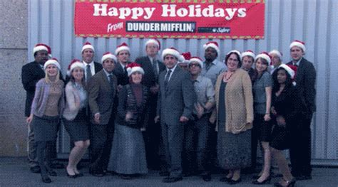 the office holiday episodes season 4 the office episodes popsugar entertainment