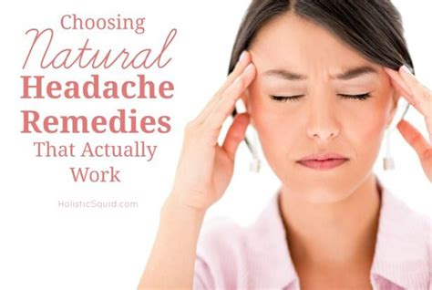 Cure Detox Headache by 17 Best Ideas About Headache Remedies On