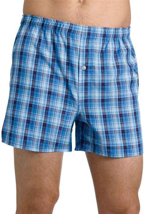 hanes comfort flex boxers hanes men s tagless woven boxers with comfort flex