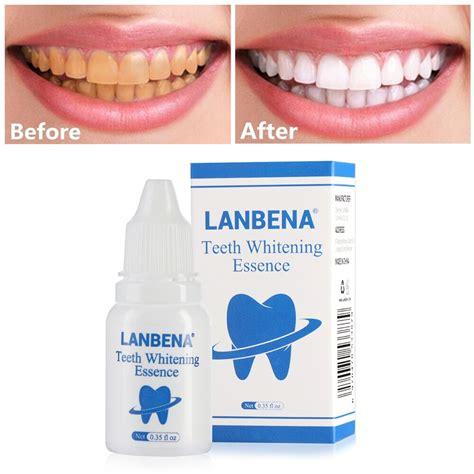 ml liquid teeth cleaning whitening essence serum removes