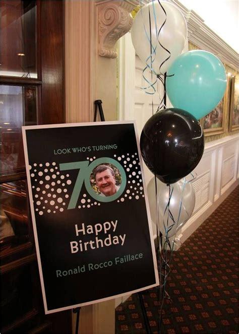 70 Birthday Decorations by Best 25 70 Birthday Ideas On 70th Birthday