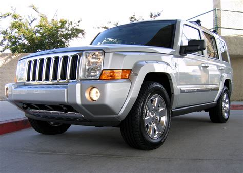 2006 Jeep Commander Limited 4x4 Jeep Colors