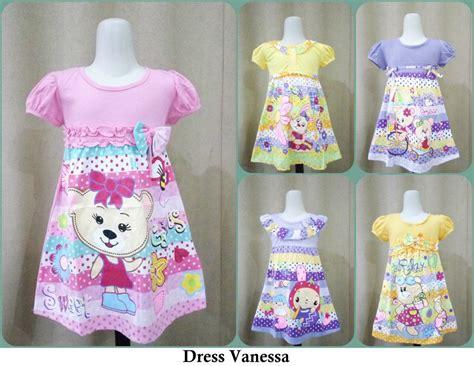 Grosir Baju Anak Termurah Pusat Grosir Baju Dress Anak Karakter Perempuan