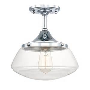 cieling light fixtures 1 light ceiling fixture capital lighting fixture company