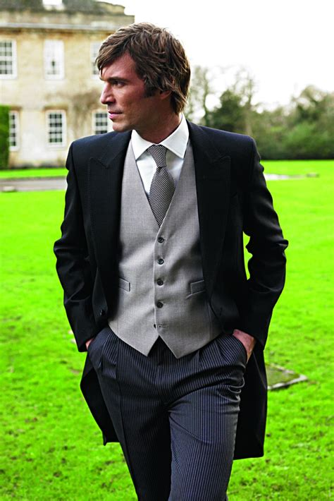 Brook Taverner Morning Suit