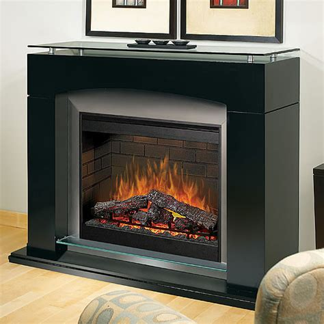 Electric Black Fireplace by Laguna Black Electric Fireplace Sop 285 B