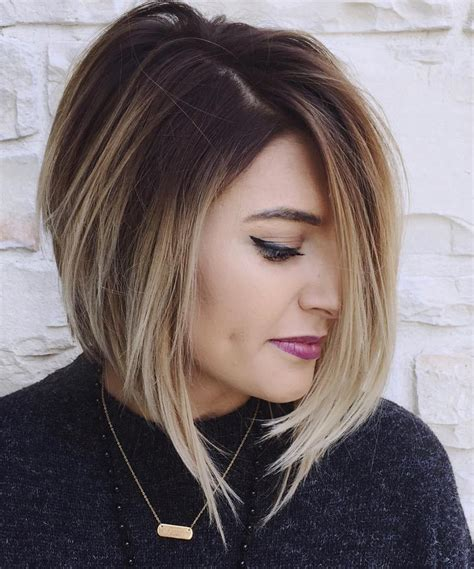 umbre angled bob hair cuts 40 best edgy haircuts ideas to upgrade your usual styles