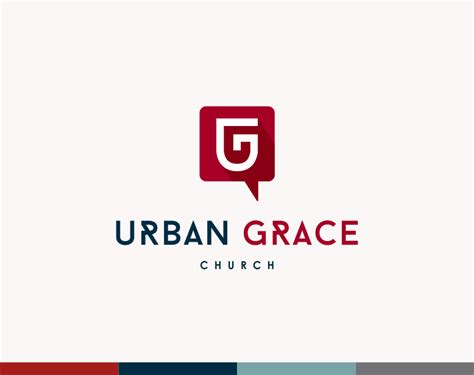urban grace urban grace church plant logo design brand strategy