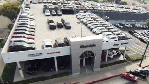 Glendale Chrysler Jeep Service Glendale Dodge Chrysler Jeep Car Dealership In Glendale