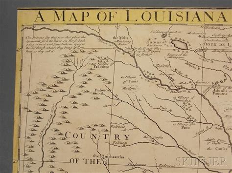 map of texas louisiana and mississippi louisiana texas gulf coast great lakes and the mississippi senex 1678 1740 a map of
