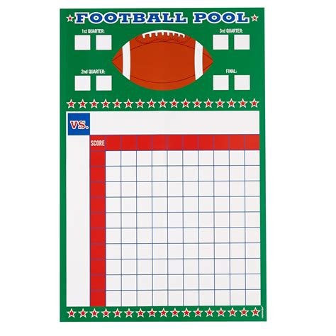 search results for football pool sheets calendar 2015