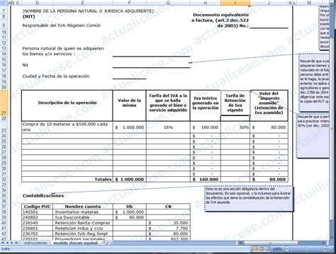 formato de factura de compra venta formatos de facturas gratis