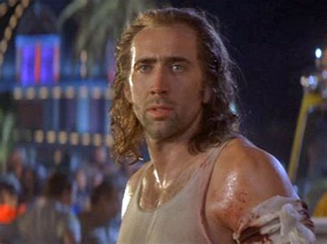 Conair Hair Dryer Nicolas Cage bajeezus he s nicolas cage nicolas cage con air and