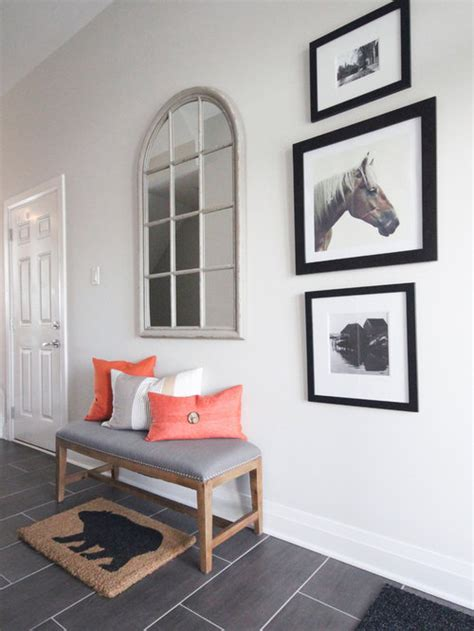 entryway bench home design ideas pictures remodel  decor