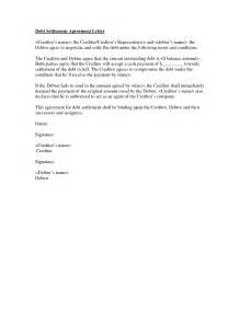 Debt Agreement Letter by Best Photos Of Paid In Agreement Letter Paid In Letter Sle Debt Settlement