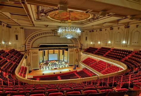 pattern recognition music music hall springer auditorium cincinnati architecture