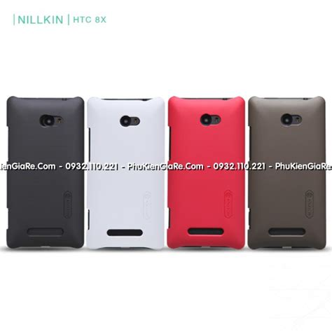 Nillkin Htc 8s bao da ốp lưng htc 8x htc 8s windows phone