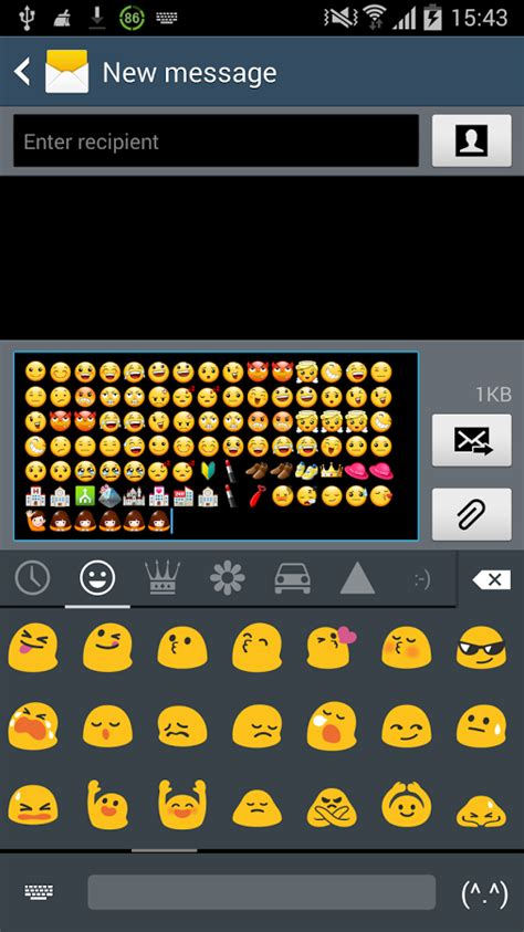 how to get color emoji on android lollipop emoji keyboard android apps on play