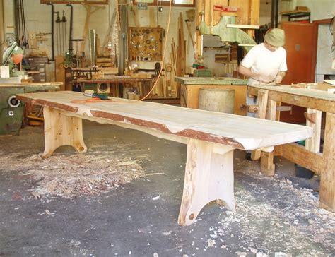 tavoli rustici in legno massello tavoli in legno massello