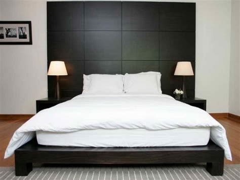 Make A Headboard by Building Your Own Headboard Plans Diy Free