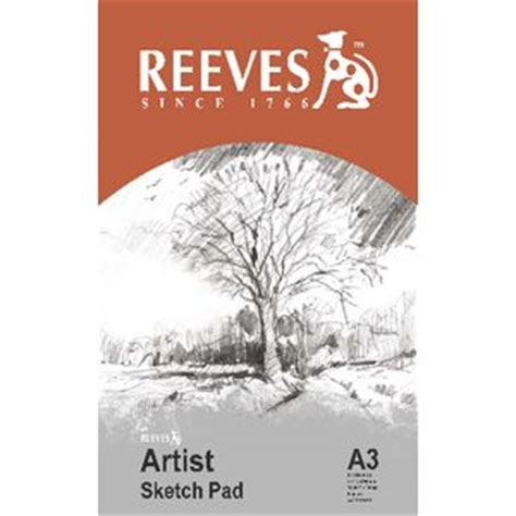 sketchbook reeves reeves a3 artist sketch pad 30 sheet officeworks