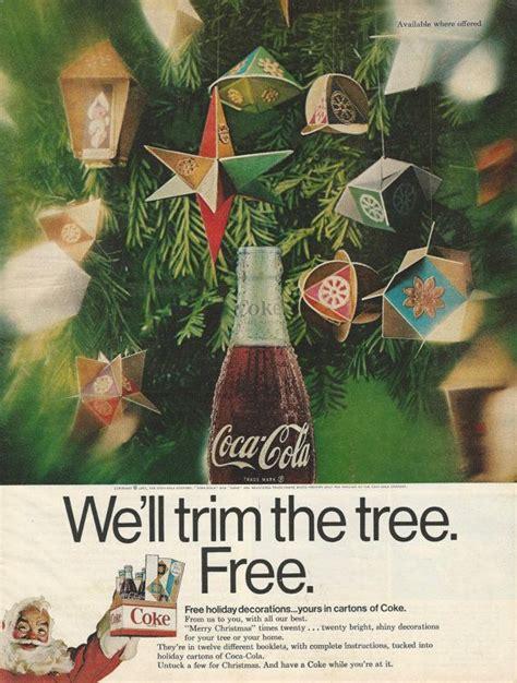 coca cola original color theme coca cola original 1967 vintage print ad w