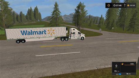 walmart ls and walmart peterbilt and trailer v 1 0 ls2017 com
