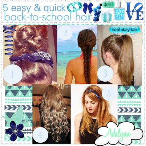 new back to school hairstyles 2015 back to school hairstyles ideas the xerxes