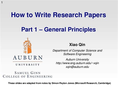 software to write scientific papers how to write papers part 1 principles