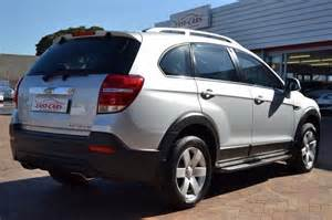 2013 Chevrolet Captiva Lt Used Chevrolet Captiva 2 4 Lt For Sale In Western Cape
