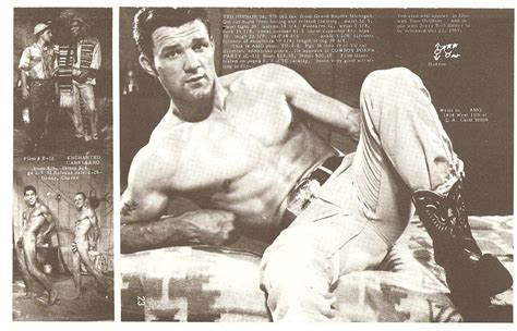 vintage muscle muscle men photography from vintage beefcake magazines