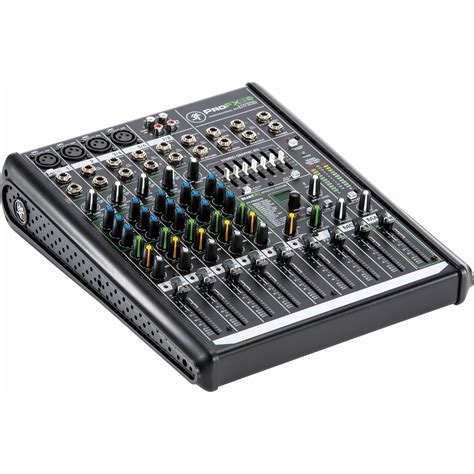 Mixer Sound mackie profx8v2 8 channel sound reinforcement mixer