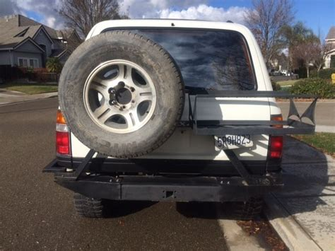 lifted lexus sedan jt6hj88jxt0148969 1996 lexus lx450 4x4 lifted 35 quot tires