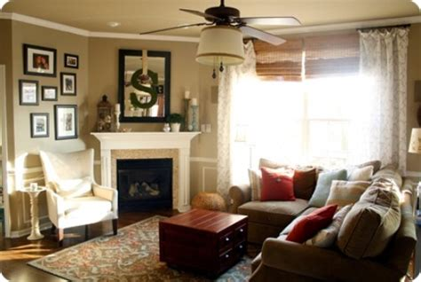 Furniture Placement With Fireplace by How To Arrange Furniture Around A Corner Fireplace 5 Tips