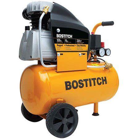 bostitch 6 gallon 135 psi air compressor btfp02006 walmart