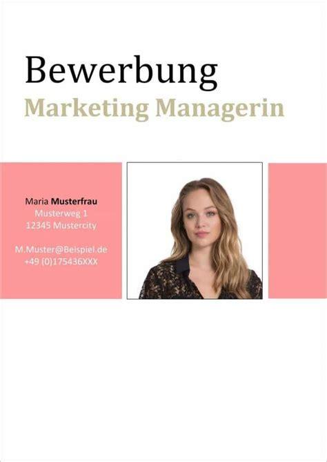 Bewerbungsmappe Deckblatt Word Vorlage Deckblatt Bewerbung Event