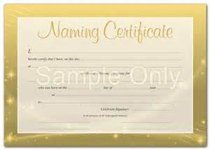 naming certificate template named after you certificate images