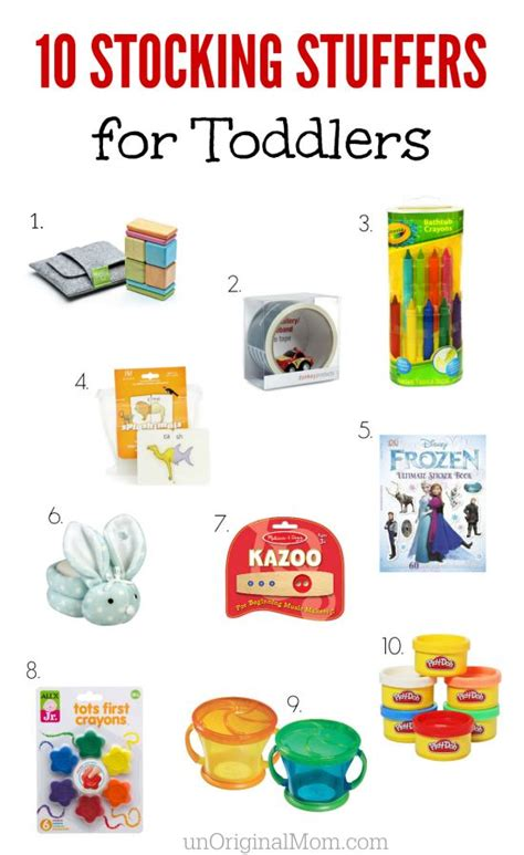 25 best ideas about stocking stuffers on pinterest