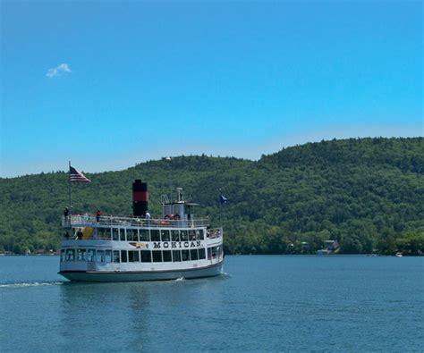 lake george boat cruises lake george watersports water based activities