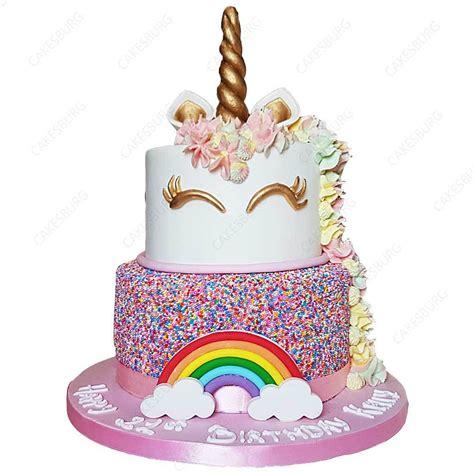 unicorn cake  cakesburg
