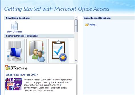 how to create a table in access how to create a table in ms access 2007