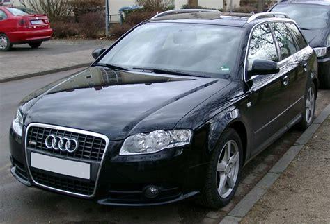 Audi A4 Avant B7 by File Audi A4 B7 Avant Front 20080111 Jpg Wikimedia Commons