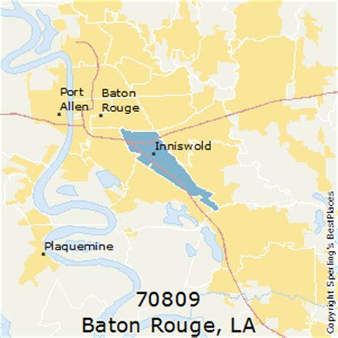 zip code map baton rouge best places to live in baton rouge zip 70809 louisiana