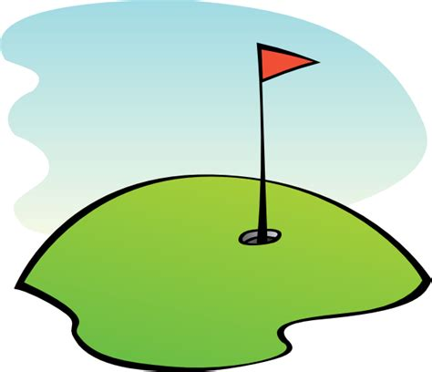 golf clipart golf green clip at clker vector clip