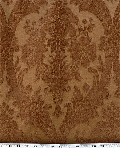 Damask Fabric For Upholstery by Drapery Upholstery Fabric Chenille Jacquard Damask Floral