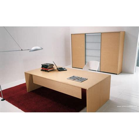 Bureau De Direction Eracle Finition Ch 234 Ne Clair Par Alea Bureau Chene Clair